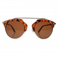 Okulary przeciwsłoneczne damskie GLAM panterka