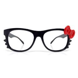 Okulary wayfarery NERD Hello Kitty - same oprawki