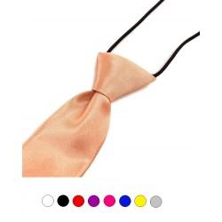 Krawat dziecięcy na gumce