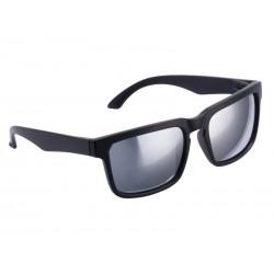 Okulary lenonki owalne KOST ROUND - białe